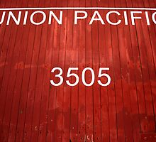 Union Pacific [2] by gail anderson