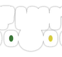 Infinity - White Clean Sticker