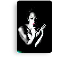 dark love Canvas Print