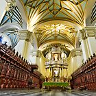 Lima Cathedral by Andrew Howson