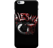 Alesana Nevermore iPhone Case/Skin