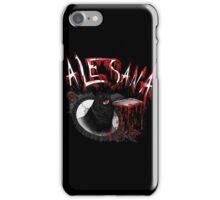 Alesana Nevermore iPhone Case/Skin