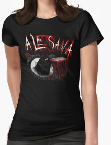 Alesana Nevermore Womens Fitted T-Shirt