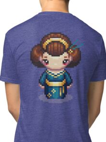 The Blue Geisha Tri-blend T-Shirt