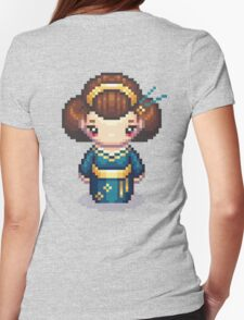 The Blue Geisha T-Shirt