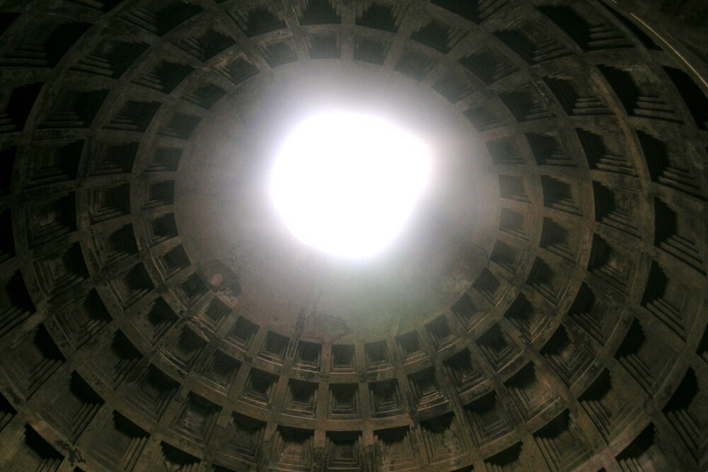 The Pantheon by dwknight912