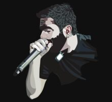 Jeremy McKinnon by Christastrophe