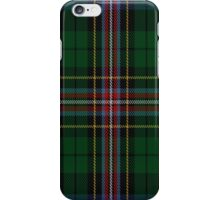 00503 Allison (MacBean & Bishop) Tartan  iPhone Case/Skin