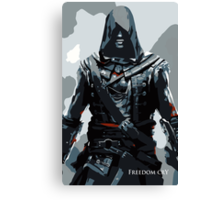 Assassin's Creed Freedom Cry Adéwalé Minimalistic Canvas Print