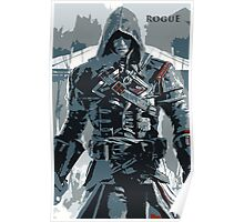 Assassin's Creed Rogue Shay Poster