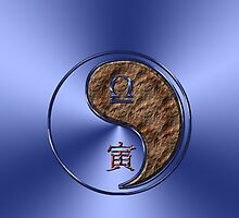 Libra & Tiger Yang Earth by astrodesigner75