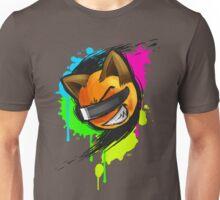Foxx - Neon Splat Unisex T-Shirt