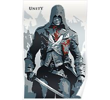 Assassin's Creed Unity Arno Poster