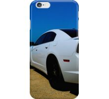 White Knight of the PCH iPhone Case/Skin