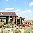Cherry Creek Drive-Thru by Arla M. Ruggles