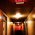 Red Exit by Amy E. McCormick