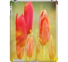 Sunburst Tulips iPad Case/Skin
