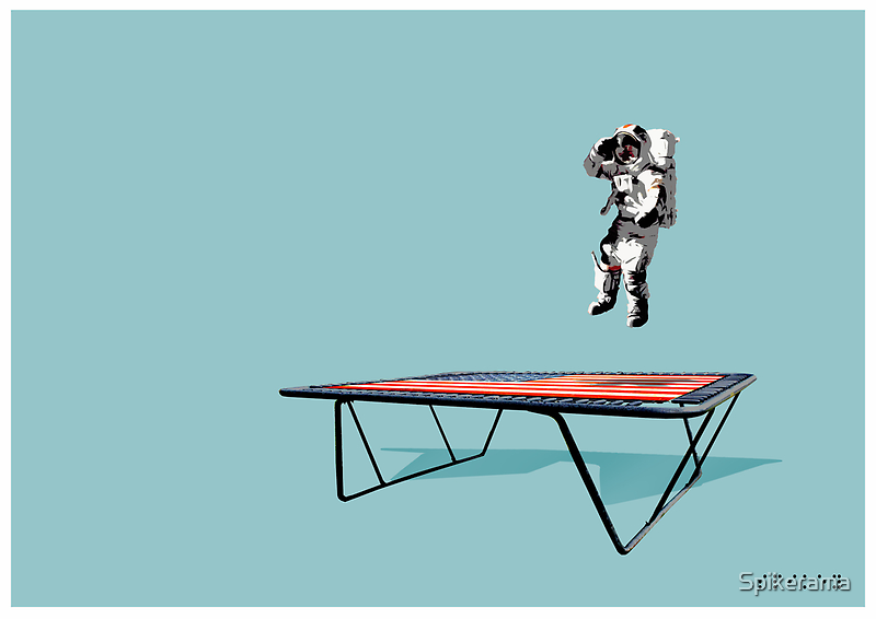 Astro-naught by Spikerama