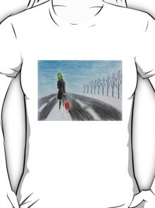 Lonely voyage T-Shirt
