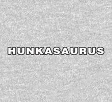 Hunkasaurus One Piece - Long Sleeve