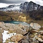 Snowdonia VII by Andrew Briggs