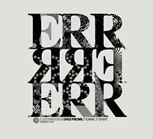 DERTEE002 - A DiscError Recordings Promotional T-Shirt (Black) Womens Fitted T-Shirt