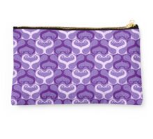 Sweet Birds Of Mine (Purple & Lavender Colors) Studio Pouch