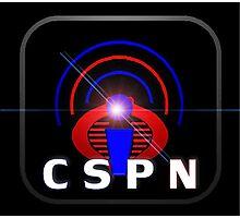 CSPN logo Photographic Print