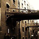lots of bridge street by Bimal Tailor