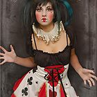 Queen of Hearts #1 by Julia  Thomas