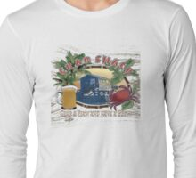 crab shack Long Sleeve T-Shirt
