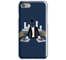 DJ Gramophone iPhone Case/Skin
