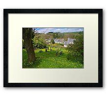Rattery, Devon Framed Print
