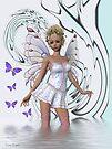 Butterfly Fae by LoneAngel