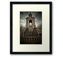 The Persistence of Time Framed Print