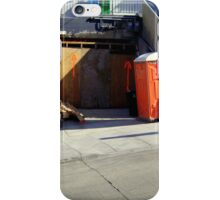 The Orange Leaning Tower of P...uhhh... iPhone Case/Skin