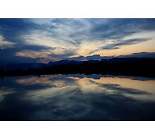 Reflections, Drakensberg, Free State Photographic Print