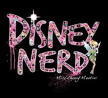 Disney Nerd by Miss Cherry  Martini