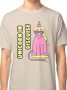 Unicorn In Disguise Classic T-Shirt