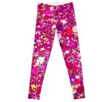 Glitter 3 Leggings
