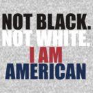 I AM AMERICAN by amulya
