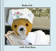 Daily Life with Fred Bear by missmoneypenny
