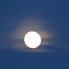 Moon Day Before The Celebration Of The Sacrificial Lamb by Linda Miller Gesualdo