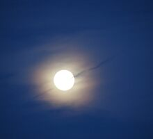 The Rejoicing Of the Moon Before  Passover by Linda Miller Gesualdo