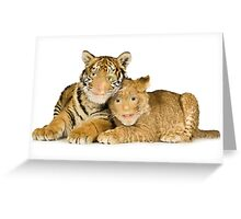 Just the two of us Greeting Card