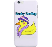 Ducky Darling iPhone Case/Skin