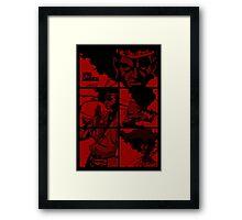 Afro Samurai Framed Print