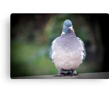 Off to weight watchers Canvas Print