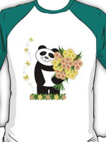 With Love Panda T-Shirt