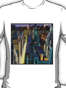 Comic Book City  T-Shirt